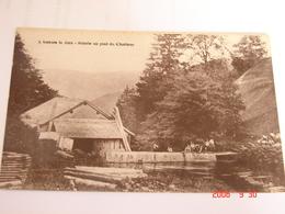 C.P.A.- Chalam (39) - Scierie Au Pied De La Crête Du Chalam - 1910 - SUP (BE61) - France