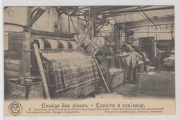 Verviers  Vue Prise à La Fabrique Simonis  Lavage Des Pièces - Lavoirs à Rouleaux - Verviers