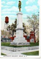 Shelby - Confederate Monument - Etats-Unis