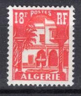 1956 - ALGERIA - Yv.  Nr. 340A - NH - (UP131.41) - Algeria (1962-...)