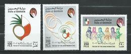 Bahrain 2002 Arab Women's Day. MNH - Bahreïn (1965-...)