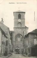 88* NEUFCHATEAU  Eglise St Christophe - Neufchateau