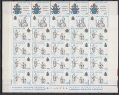 Vatican City 1979 Johannes Paulus II 3v 20x ** Mnh (F7727) - Ongebruikt
