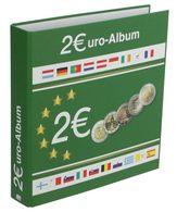 SAFE 8557 Münzalbum Designo 2-Euro - Supplies And Equipment