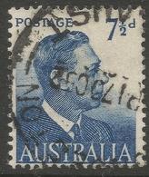 Australia. 1951-52 KGVI. 7½d Used. SG 251 - Used Stamps