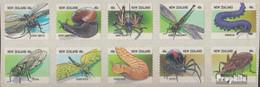 Neuseeland 1628-1637Fb Folienblatt (kompl.Ausg.) Postfrisch 1997 Tiere - Neufs