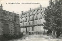 88* PLOMBIERES  Hotel Stanislas - Plombieres Les Bains