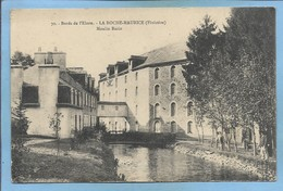La Roche-Maurice (29) Moulin Bazin Bords De L'Elorn 2scans 19-01-1915 - La Roche-Maurice