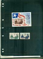 LIBERIA PRESTATION DE SERMENT DU PRESIDENT R.TOLBERT 2 VAL+BF NEUFS A PARTIR DE 0.60 EUROS - Liberia