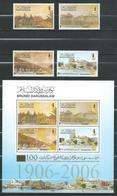 Brunei 2008 The 100th Anniversary Of The Transfer Of The Government On The Mainland.stamps And S/S.MNH - Brunei (1984-...)