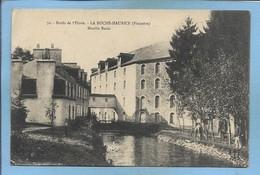 La Roche-Maurice (29) Moulin Bazin Bords De L'Elorn 2scans 21-01-1915 - La Roche-Maurice