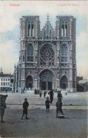 Ostende - L'Eglise St.-Pierre - Oostende