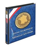 Lindner 1106JT Karat-Coin-album For Jetons Touristiques - Supplies And Equipment
