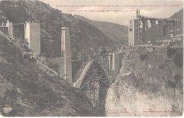 FR66 FONTPEDROUSE - Labouche - Situation Des Travaux Au 30 Juillet 1907 - Belle - Autres Communes