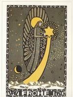 Cartolina  - Postcard /    Viaggiata -    Sent  /  Germania, Frohe Weihnachten  Annullo Speciale Al Verso. - Naissance