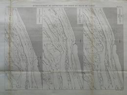 ANNALES PONTS Et CHAUSSEES - établissement Et Entretien Des Ports En Plage De Sable - Macquet - 1889 - (CLE25) - Travaux Publics