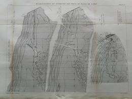 ANNALES PONTS Et CHAUSSEES - établissement Et Entretien Des Ports En Plage De Sable - Macquet - 1889 - (CLE26) - Public Works