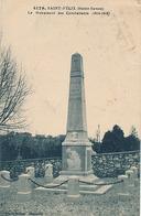 SAINT FELIX - N° 4179 - LE MONUMENT DES COMBATTANTS (1914-1918) - Autres Communes