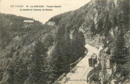 88* LA SCHLUCHT Versant Alsacien - France