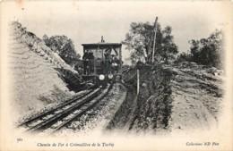 France - 06 - La Turbie - Chemin De Fer à Crémaillère De La Turbie - La Turbie