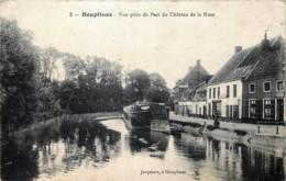 France - 59 - Houplines - Près De Armentières -  Pérenchies - Vue Prise Du Parc Du Château De La Rose - Armentieres