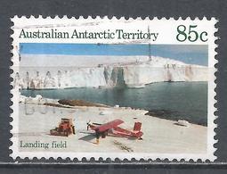 Australian Antarctic Territory 1984. Scott #L72 (U) Landing Field * - Territoire Antarctique Australien (AAT)