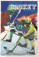 Val Di Fassa 8 Maggio 1994 Campionato Mondo Hockey Su Ghiaccio - Pubblicitari