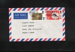 Brunei Interesting Airmail Cover - Brunei (1984-...)