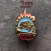 Badge Pin ZN008270 - Soviet Union (CCCP SSSR USSR) Young Fireman Association - Feuerwehr