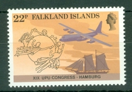 Falkland Is: 1984   U.P.U. Congress   MH - Falkland