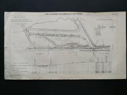 ANNALES DES PONTS Et CHAUSSEES (Dep 58) - Gares De Raccordement -1903 (CLE49) - Architecture
