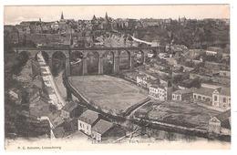 LUXEMBOURG  Vue Générale - Luxembourg - Ville