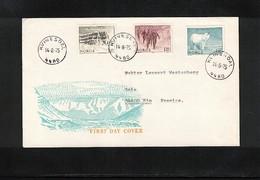 Norway 1975 Svalbard Interesting Cover - Norwegen