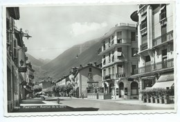 Martigny Avenue De La Gare - VS Valais