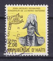 Haiti 1977 Mi. 1304    2.00 (G) Jean-Jacques Dessalines Offizier Und Kaiser Von Haiti - Haiti