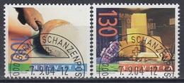 SWITZERLAND 1890-1891,used - Suisse