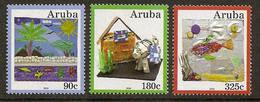 Aruba 2010 Environment Fish Tree MNH - Milieubescherming & Klimaat