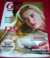 Kate Winslet - Gala - Serbian January 2009 Very Rare - Bücher, Zeitschriften, Comics