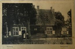 Rijnsburg (ZH) Spinoza Huis 19?? - Nederland