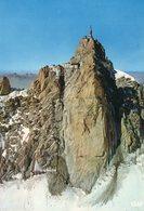 Chamonix - Mont Blanc - Aiguille Du Midi,face Sud, Voies Rebuffat Et Contamine - Chamonix-Mont-Blanc