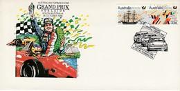 Cars - Automobile - Voiture - Formule 1 FERRARI - AUSTRALIE 1986 Grand Prix - Touring Car - Automobile