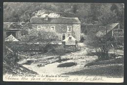 +++ CPA - ALLE SUR SEMOIS - Le Moulin De MOUZAIVE - Cachet Relais 1904  // - Vresse-sur-Semois
