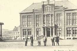 +++ CPA - ANDENNE - Palais De Justice - Nels Série 9 N° 3  // - Andenne
