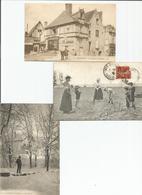 LES  5  CARTES - Cartes Postales