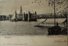 Kampen // IJsselbrug En Badhuis 190? - Kampen