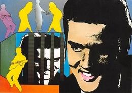 Elvis PRESLEY - Chanteur Et Acteur Américain Né à Tupelo - Série Illustrateurs Nugeron N'H 474 - Patrick Butticker - Chanteurs & Musiciens