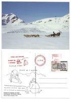 Eskimo D'Amassalik - Groënland - Chasse En Traineau - Expo Au Musée De L'Homme - Paul Emile Victor - Europe