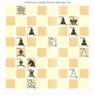 Aruba 2011 Schaken Chess Echec Schach S/S MNH - Schaken