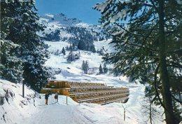 Bourg Saint Maurice - Les Arcs - Versant Sud - Bourg Saint Maurice