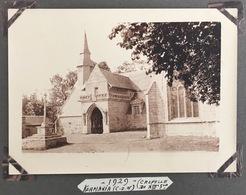 Kermaria. La Chapelle Du XIIIe Siècle. Bretagne. 1929. - Places